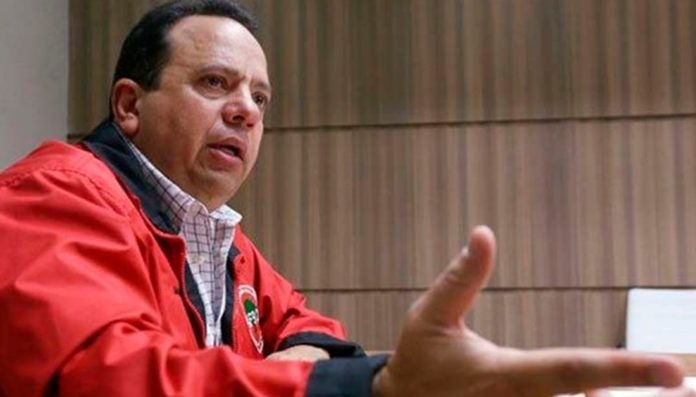 Diario Frontera, Frontera Digital,  RODOLFO MARCOS TORRES, Nacionales, ,Maduro designa a Rodolfo Marco Torres  como nuevo ministro de Atención de las Aguas