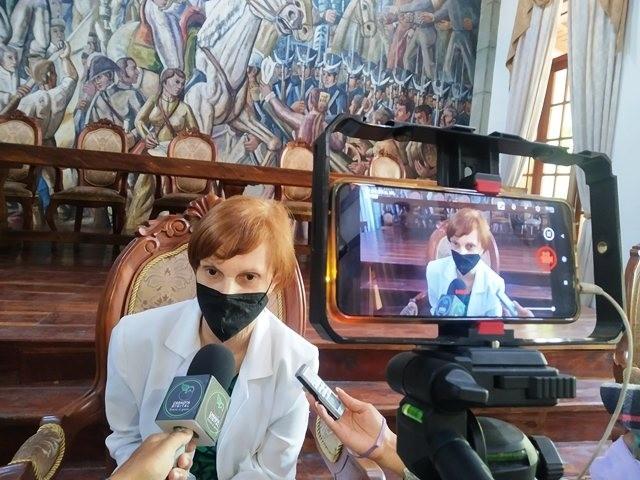 """Diario Frontera, Frontera Digital,  PISO 3 IAHULA, Salud, ,Piso 3 del Iahula: """"Un servicio eficiente y totalmente auditable"""""""