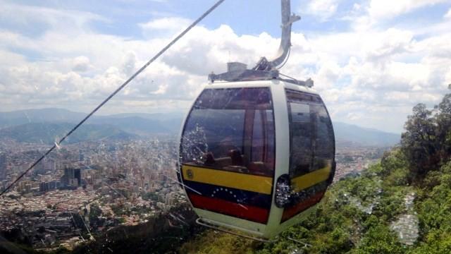 Diario Frontera, Frontera Digital,  TELEFÉRICOS, Nacionales, ,Activan rutas turísticas por mantenimiento  en teleféricos de Caracas y de Mérida