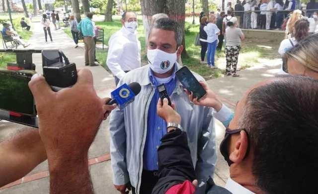Diario Frontera, Frontera Digital,  CARLOS PERNÍA, Politica, ,Carlos Pernía: la unión de la oposición  será determinante en los comicios del 21N