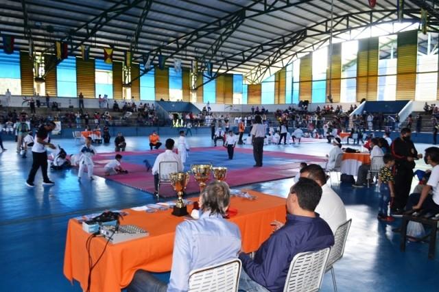 Diario Frontera, Frontera Digital,  KARATE, ALCALDÌA DE MÉRIDA, Deportes, ,Alcaldía de Mérida apoyó realización del Campeonato Nacional de Karate DO