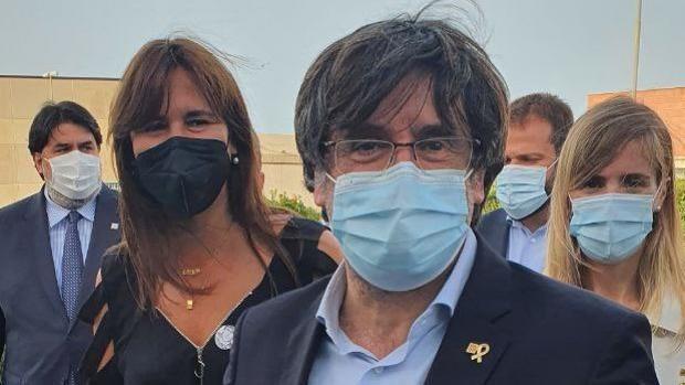 Diario Frontera, Frontera Digital,  carles Puigdemont, Internacionales, ,Puigdemont sale en libertad  y el juez le cita a declarar en Cerdeña el 4 de octubre