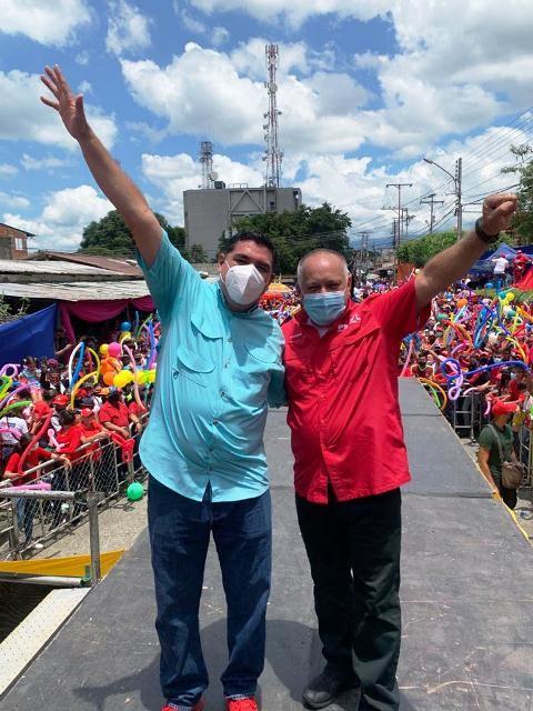 Diario Frontera, Frontera Digital,  PSUV, Politica, ,Los únicos gobiernos exitosos en Mérida han sido revolucionarios