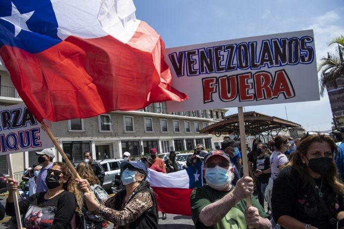 Diario Frontera, Frontera Digital,  CHILE, VENEZOLANOS, Internacionales, ,ONU califica de inadmisible humillación  el ataque a migrantes venezolanos en Chile