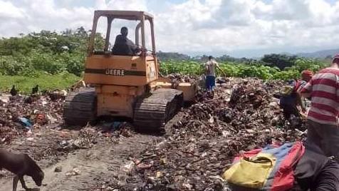 https://fronteradigital.com.ve/Vertedero de Onia está recibiendo los desechos sólidos de la mancomunidad