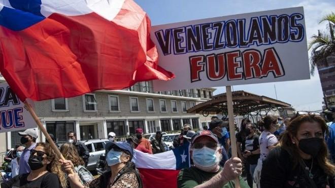 https://fronteradigital.com.ve/ONU califica de inadmisible humillación  el ataque a migrantes venezolanos en Chile