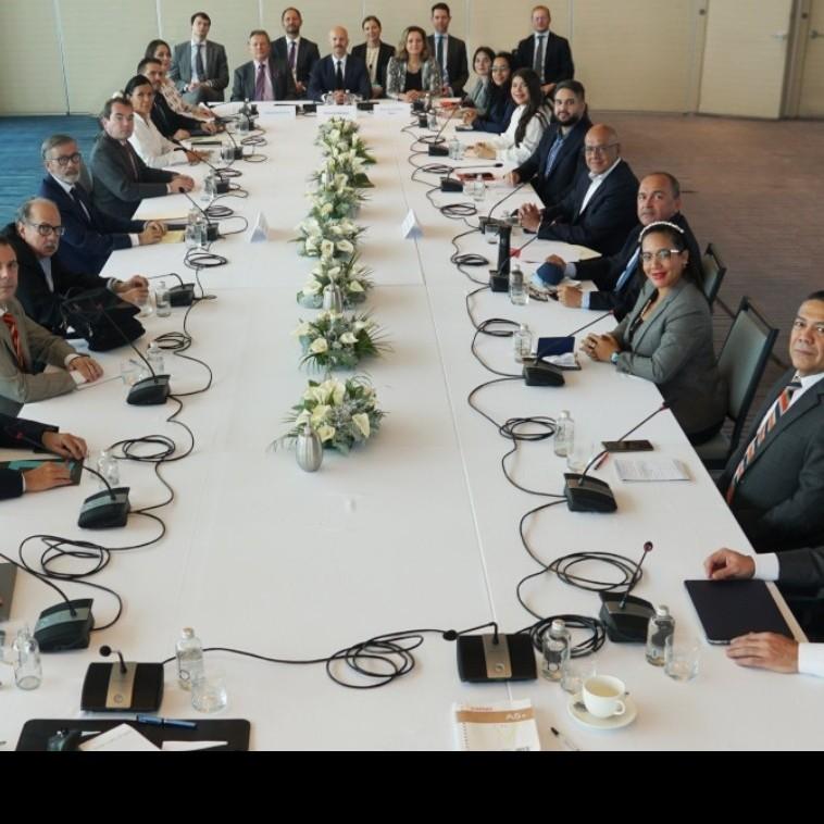 Diario Frontera, Frontera Digital,  NORUEGA, Internacionales, ,Noruega publica la primera foto oficial del diálogo  entre Gobierno y oposición en México
