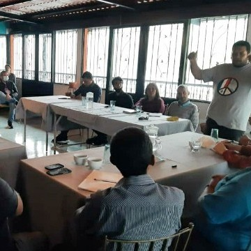 Frontera Digital,  EDGAR MÁRQUEZ, Páramo,  Edgar Márquez conoció la crisis agrícola e institucional de Timotes