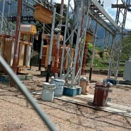Frontera Digital,  CRISIS ELÉCTRICA EN TIMOTES, Páramo,  Un oscuro panorama en el  sistema eléctrico viven habitantes de Timotes