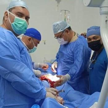 Diario Frontera, Frontera Digital,  jornada médico-quirúrgica en el hospital de El Vigía, Panamericana, ,Cincuenta y cinco pacientes atendidos  en jornada médico-quirúrgica en el hospital de El Vigía