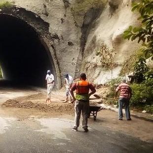 Diario Frontera, Frontera Digital,  PASO NORMAL POR LA LOCAL 008, TUNELES, ABIERTOS, Panamericana, ,Abierto el paso por los túneles en la autopista Rafael Caldera